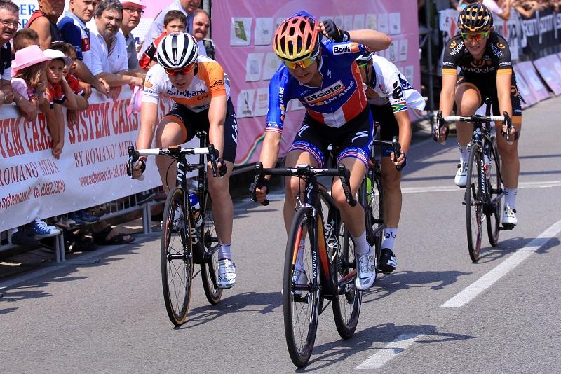 guarnier ciclismo femminile