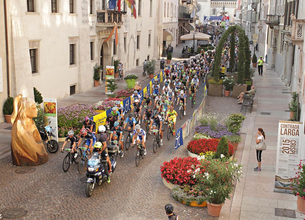 trento ciclismo