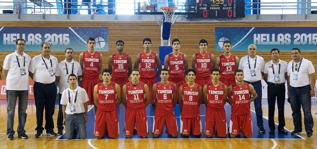tunisia basket