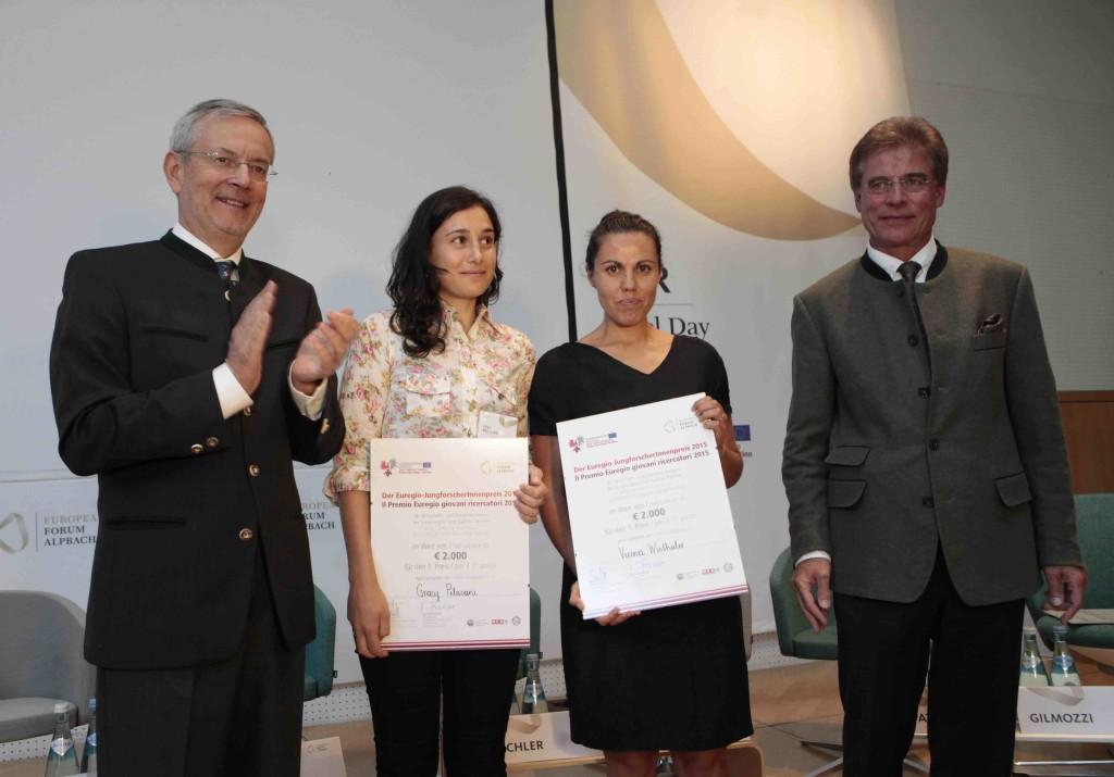 EUROPAEISCHES FORUM ALPBACH 2015 - Generalthema UNGLEICHHEIT