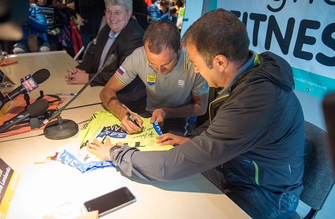Ivan Basso e Rossi 10