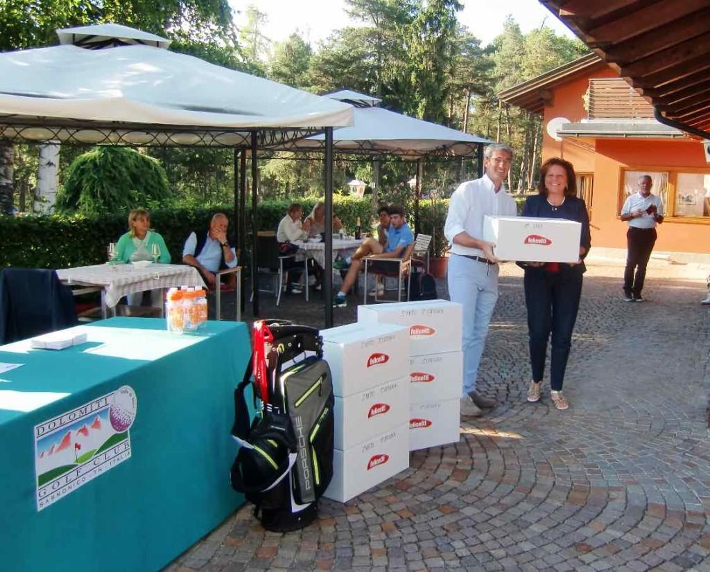 Mayr Monica 1a Lady golf