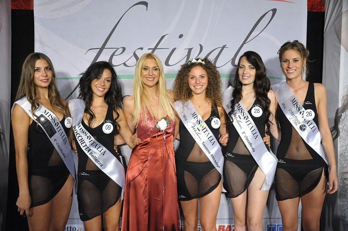 Miss Italia selezione a Cles1