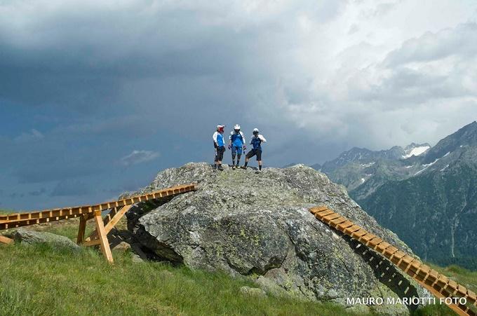 Passo Tonale - villagigo e bike