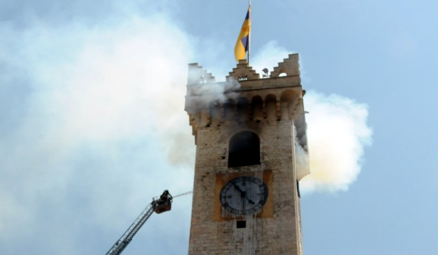 Torre Duomo Trento 1