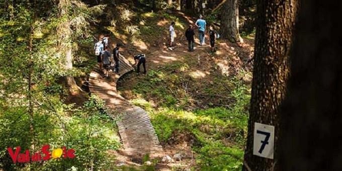 Val di Sole bike downhill 10