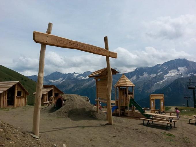 tonale - Villaggio delle Marmotte