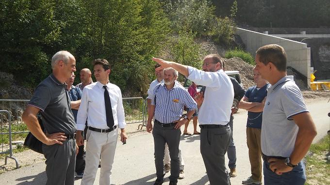 visita assessore zeni Profughi Trento 1