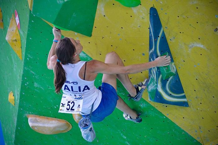 Climber Arco