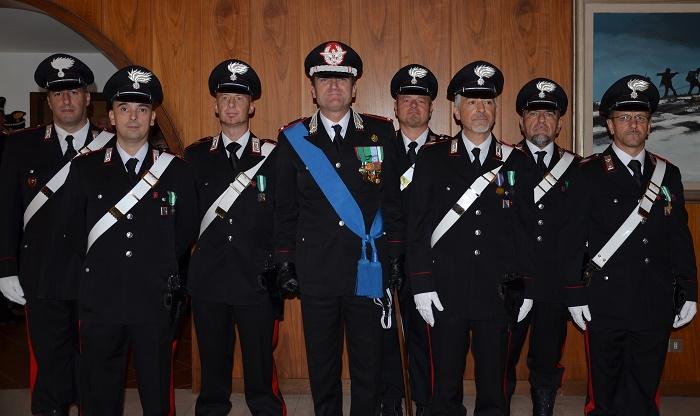 FOTO GIURAMENTO brigadieri