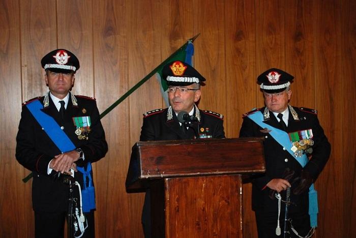 Legaione carabinier Mennitti- adinolfi e de pauli