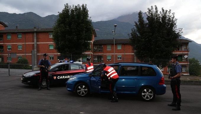 carabinieri Breno