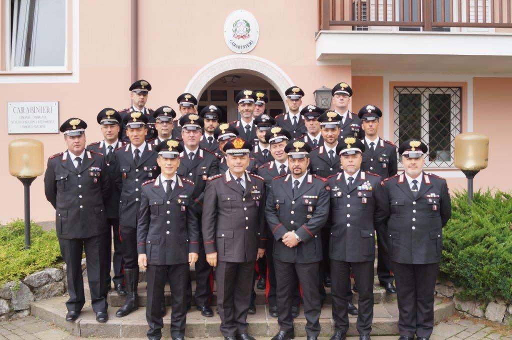 carabinieri trentino