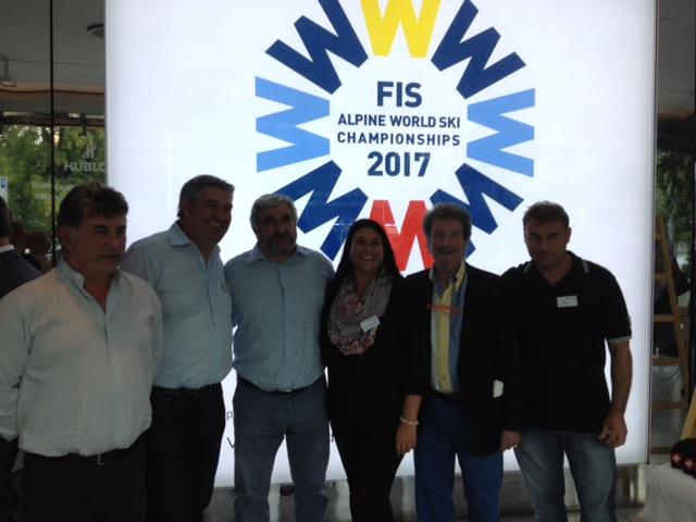 fis world ski corvatsch presentazione