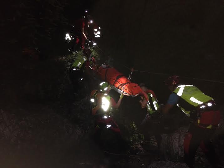 foto soccorso alpino