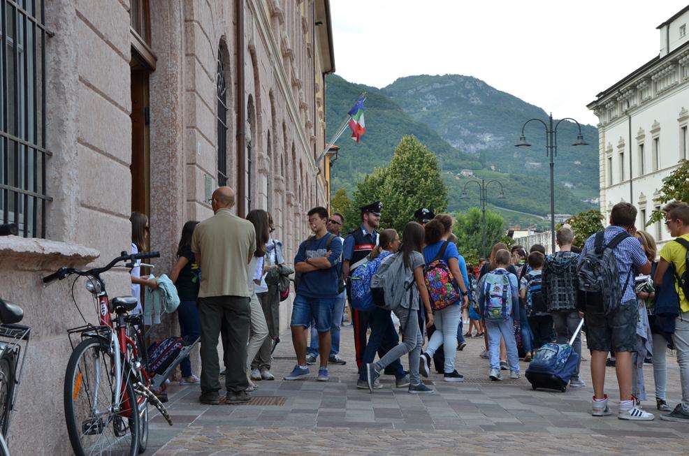 scuole bambini carabinieri
