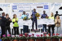 Trento Half Marathon 2015