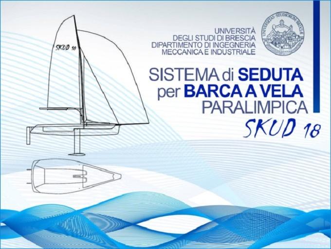 barca a vela - paralimpiadi