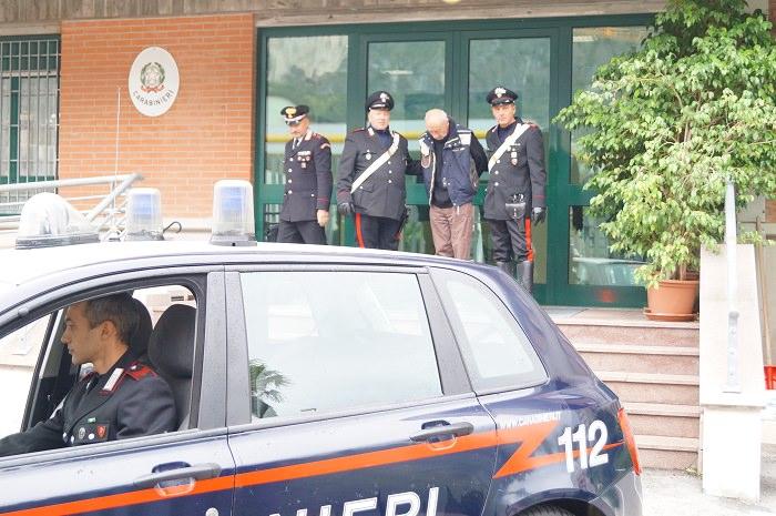 carabinieri Riva arresto1