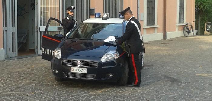 carabinieri  stazione Verolanuova