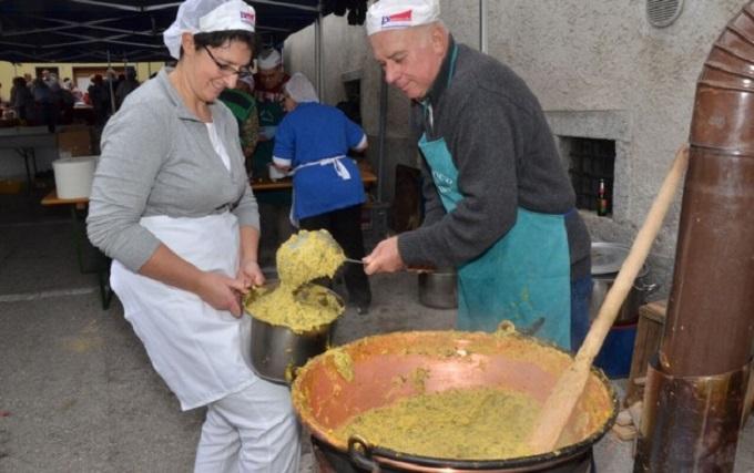 polenta festival Storo