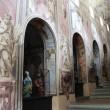 santuario via crucis cerveno
