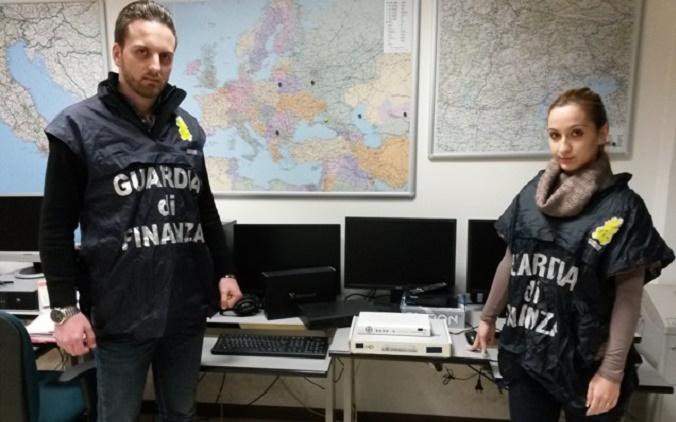 Guardia di Finanza di Trento - operazione pilate