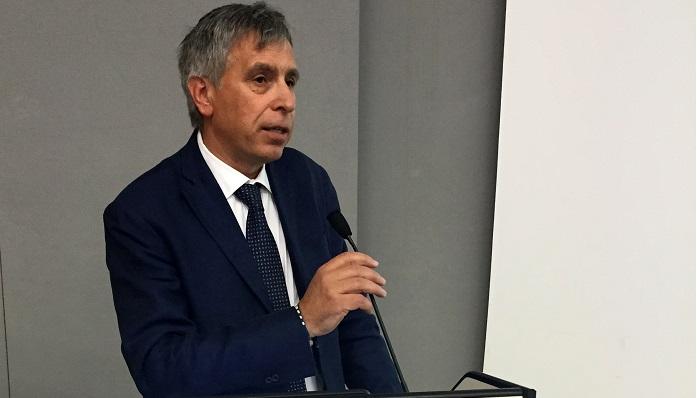 L'assessore Carlo Daldoss
