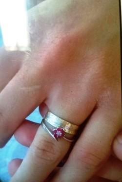 anello rubato Sondrio 1