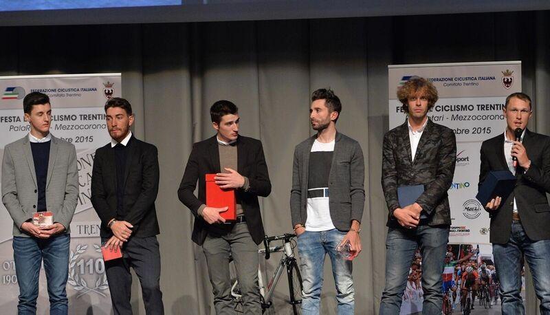 campioni trentini ciclismo