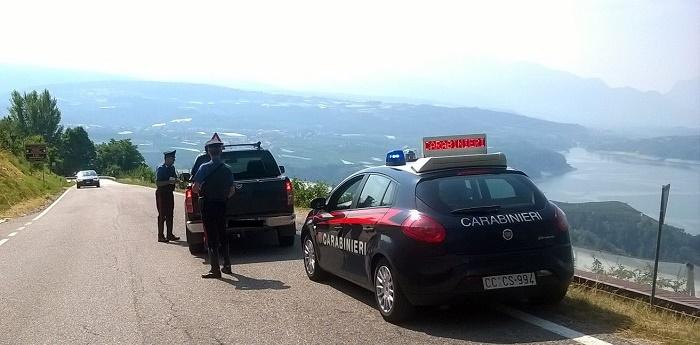 carabinieri Cles 1