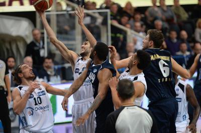 dolomiti energia trento basket