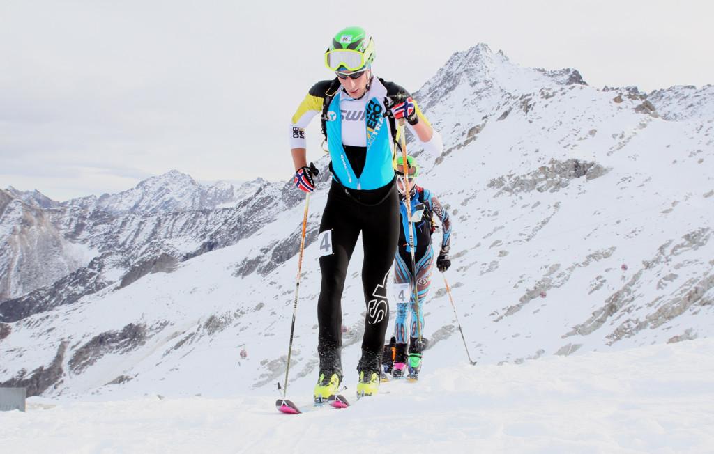 scialpinismo adamello ski raid junior