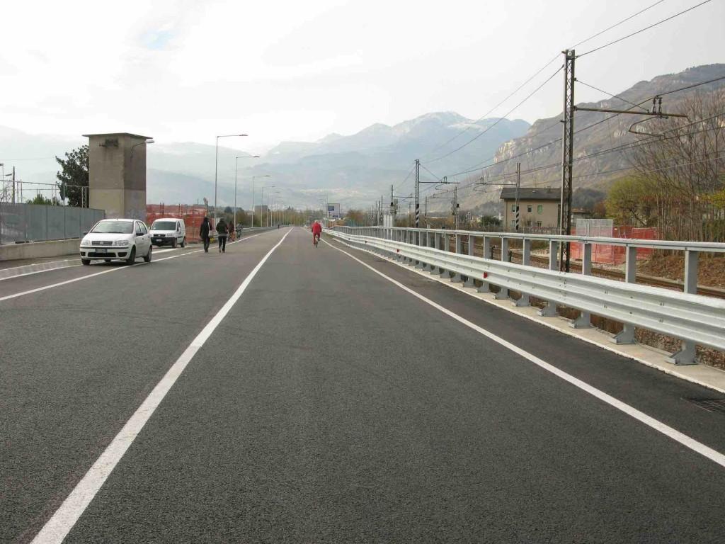 strade trentino rovereto bretella tangenziale circonvallazione