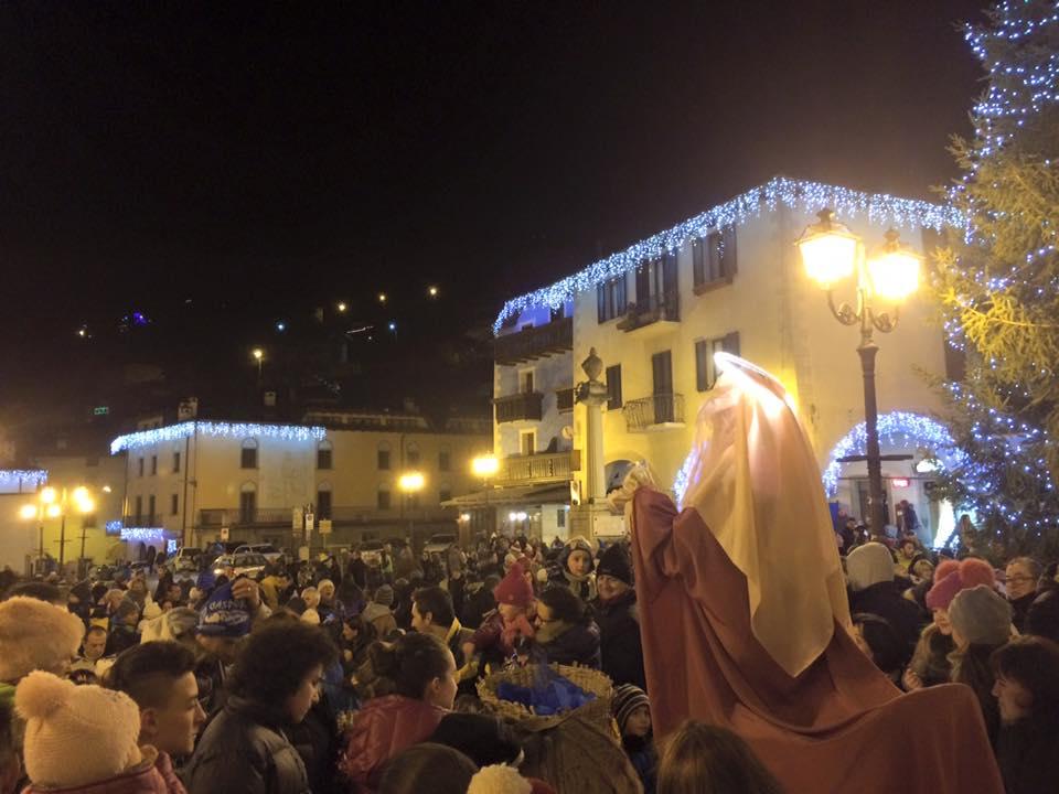 Vezza d'Oglio Santa Lucia