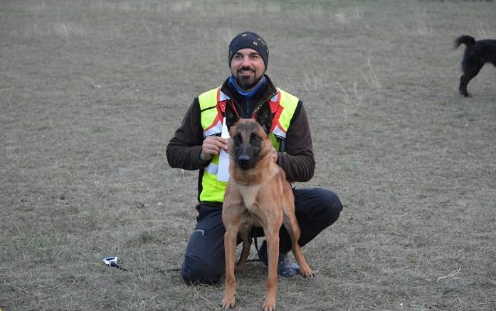 cani da ricerca trentino