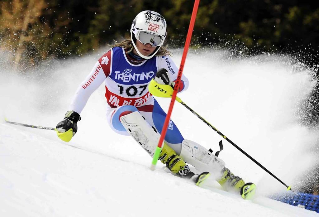 janutin sci alpino slalom