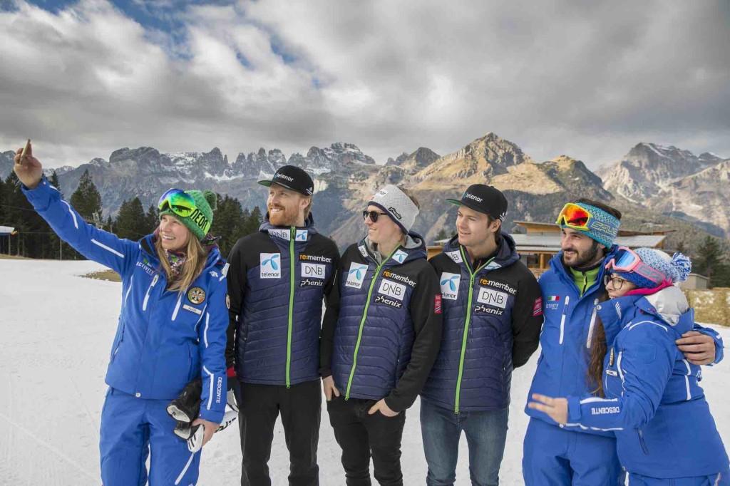 slalom norvegesi sci alpino