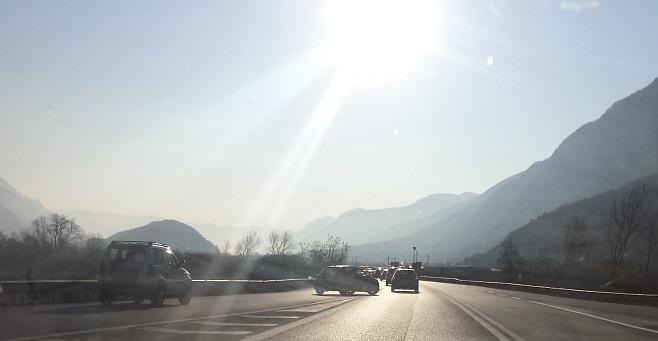 traffico Valle Camonica