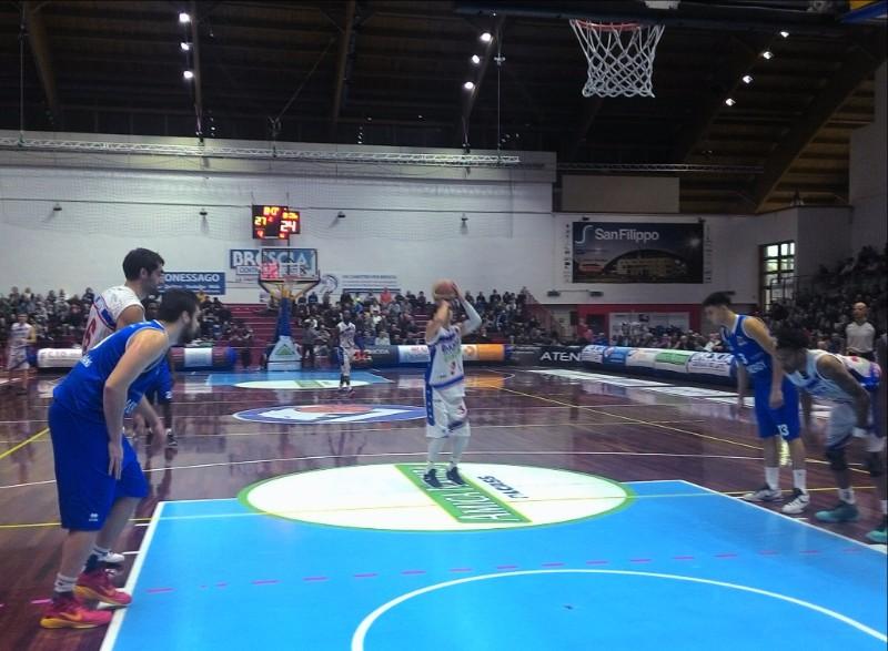 Basket Centrale Latte