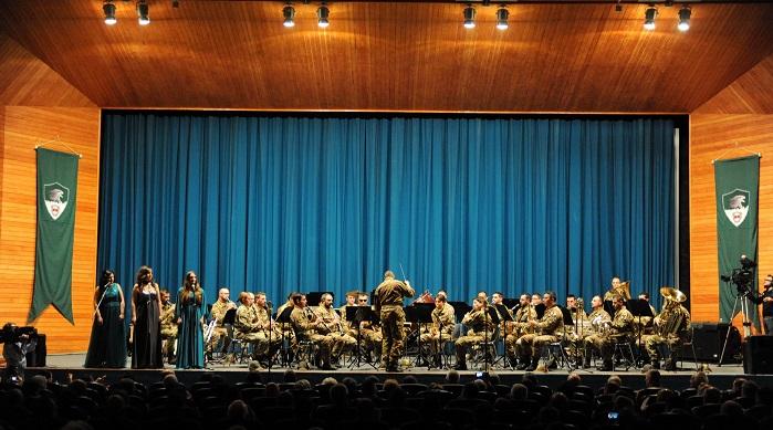 Ca.S.T.A. 2016 - Concerto della Fanfare della Taurinense