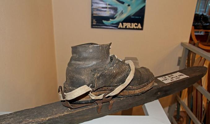 Mostra Aprica scarponi