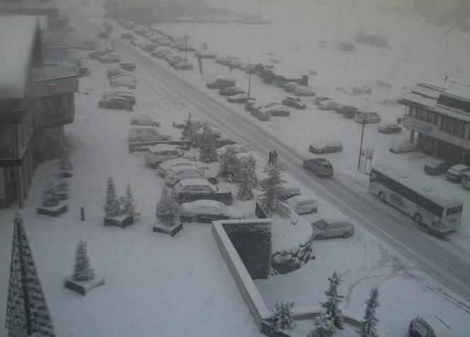 Neve Passo Tonale