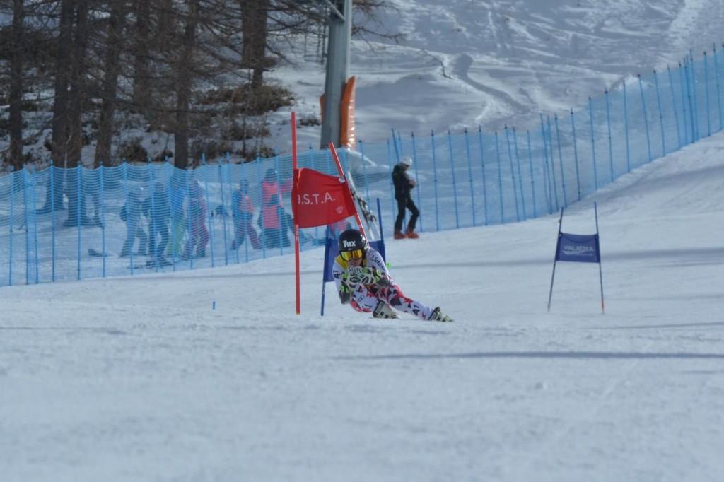 Stephanie Brunner slalom gigante
