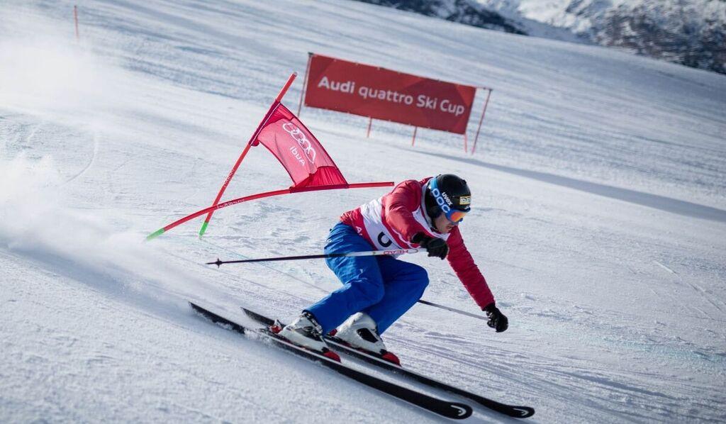 audi quattro ski cup foto vitesse