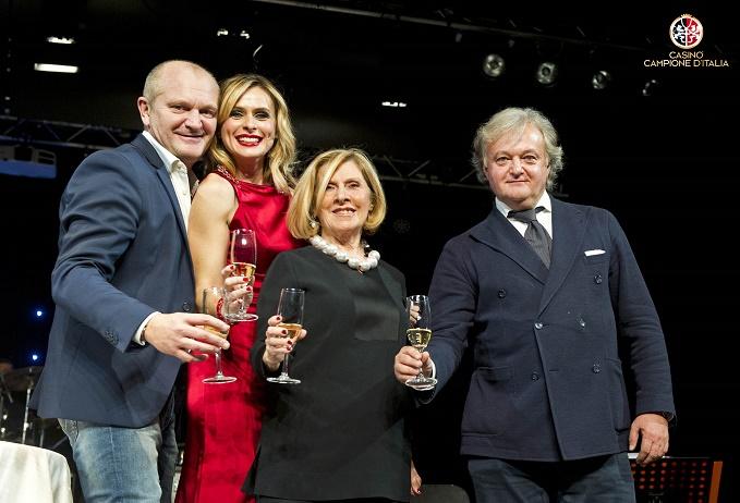 """Casinò di Campione d'Italia lo spettacolo """"Cherchez la femme"""" del 31 dicembre"""