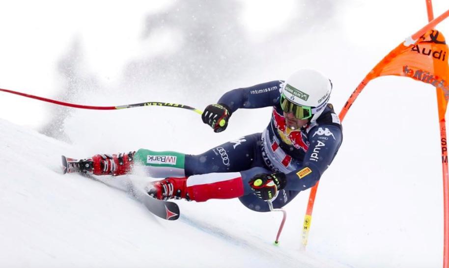 fill sci alpino discesa