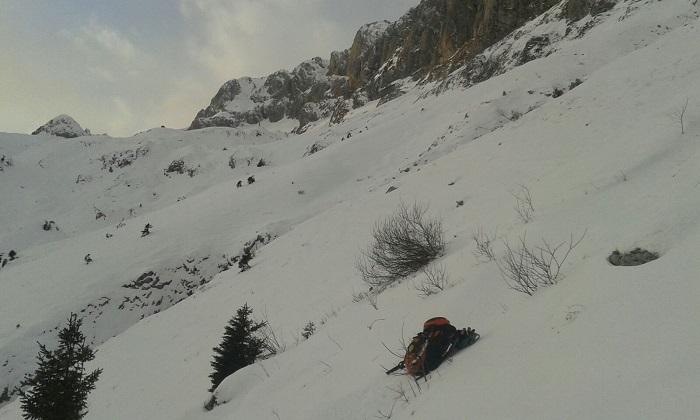 presolana- ghiaccio- morto alpinista 1