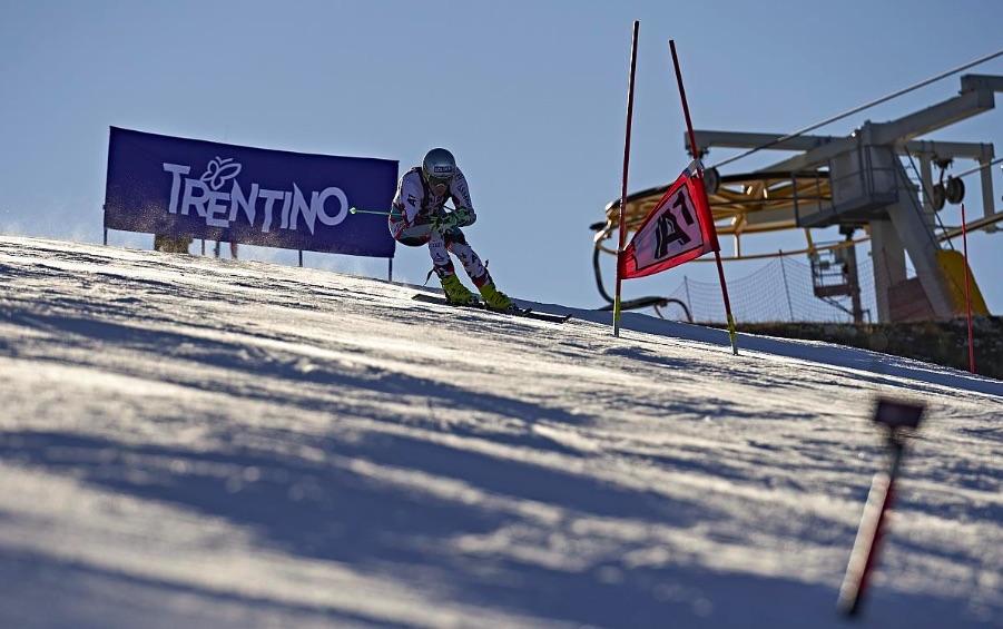 sci alpino austria daniele montigiani