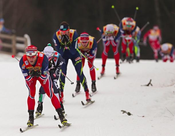 sundby tour de ski sci fondo